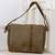 Faux leather messenger bag, 'Coffee Traveler' - Faux Leather Messenger Bag in Coffee from Costa Rica thumbail