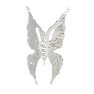 Sterling Silver Butterfly Brooch from Costa Rica