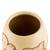 Ceramic decorative vase, 'Wisdom and Intuition in Beige' - Handcrafted Ceramic Decorative Vase from Nicaragua (image 2d) thumbail