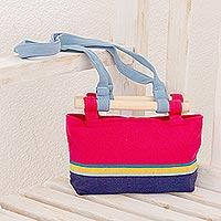 Cotton handbag,