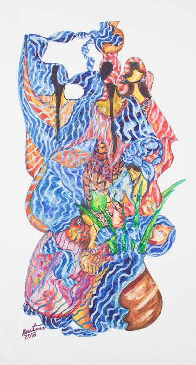Hispanic Abstract Art