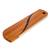 Teak wood trivet, 'Greet the Morning' - Coffee-Themed Long Teak Wood Trivet from Costa Rica (image 2a) thumbail