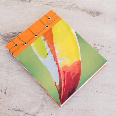 Paper journal, Toucan Beak (5.5 inch)