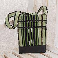 Featured review for Cotton sling, Salvadoran Paths (11 inch)
