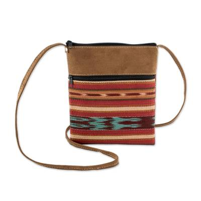 Cross Body Sling Hand Crafted of Cotton