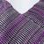 Natural dyes cotton poncho 'Amethyst Intrigue'  - Guatemalan Handwoven Cotton Poncho in Pink and Purple (image 2f) thumbail