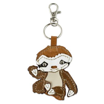 Sloth Key Fob