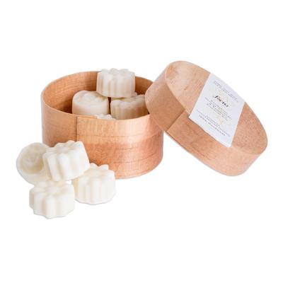 Fair Trade Soy Wax Melts (Set of 10)