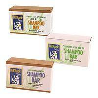 Natural Dog Cleanse  - Certified Organic DERMagic Shampoo Bar Handmade America