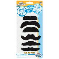 Man of a Thousand Faces - Peel-and-Stick Fake Moustache Costume Set by Toysmith