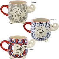 Elephant Companion  - 22 oz Ceramic Elephant Grande Mug