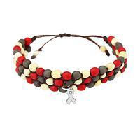 Seed Bead Diabetes Bracelet - 100% Natural Sustainable Seed Bracelet of Diabetes Support