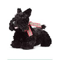 Perky Pal - Melissa and Doug Plush Scottie Puppy