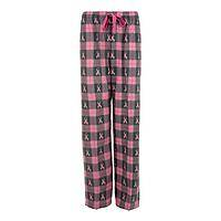 Breast Cancer Jammies - Breast Cancer Awareness Flannel Pants