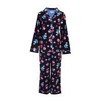 Paw Print Jammies - Flannel Pajama Set
