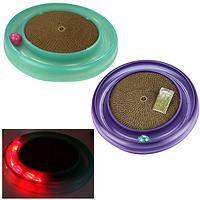 The Starchaser Cat Track - LED chase toy for cats