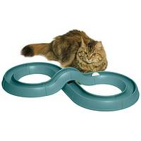 Feline Favorite! - Turbo Track And Ball Entertaining Cat Toy
