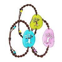 Sustainable Life - Tagua Bracelet With Tree of Life Centerpiece