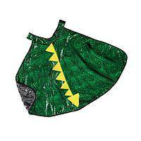 Knight in Shining Armor - Reversible Dragon and Knight Kids' Costume Cape