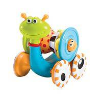 Silly Snail - Yookidoo Crawl 'N' Go Musical Snail Baby Toy