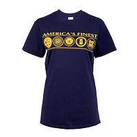 Honoring Our Armed Forces - America's Finest Screen-Printed Preshrunk Cotton T-Shirt
