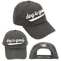 Canine Support - 100% Cotton Twill Varsity Style Dog Lover Baseball Hat
