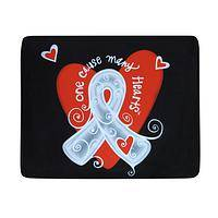 One Cause... Diabetes Mousepad - Diabetes Awareness Mousepad