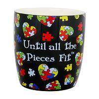 Missing Piece  - Colorful Autism Awareness Mug