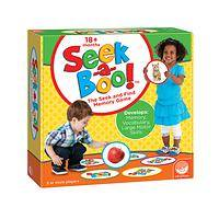 Seek-A-Boo! - Kid's Active Educational Memory and Vocabulary Game