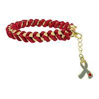 Small Wonder - Wrapped Box Chain Bracelet Supporting Diabetes WonderFunder