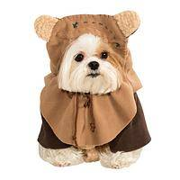 Dog of Endor - Star Wars Ewok䋢 Dog Halloween Costume