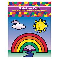 Rainbow Trail  - Do-A-Dot Creative Activity Book