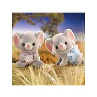 Calico Critters  - Ellwoods Elephant Twins by International Playthings