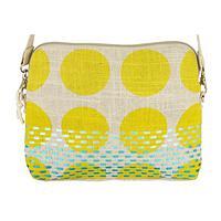Fresh Style! - CraftBeauty Handmade Go-Anywhere Upbeat Dots Shoulder Bag