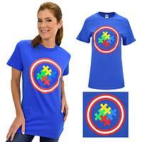 Autism Awareness Puzzle T-Shirt