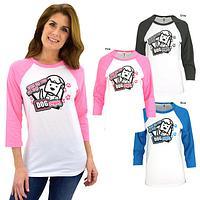 Dog Park Baseball T-Shirt