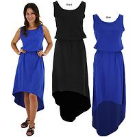 Organic Africa High-Lo Dress