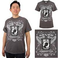 Never Forgotten POW MIA T-Shirt