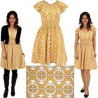 Twist & Twirl Dress