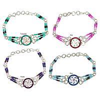 Dreamcatcher Beaded Bracelet