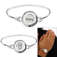 Autism Awareness Spinning Bracelet