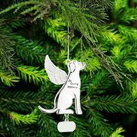 Memorial Dog Ornament