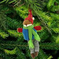 Mr. Fox Ornament