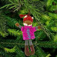 Mrs. Fox Ornament