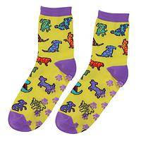 Festival Dogs Slipper Socks