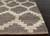 Natural Moroccan pattern gray/ivory hemp area rug, 'Earth Diamond' - Natural Moroccan Pattern Gray/Ivory Hemp Area Rug (image 2b) thumbail