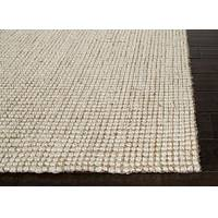 Natural ivory/white textured jute area rug, 'Eartherial' - Naturals Textured Jute Ivory/White Area Rug