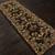Handmade wool chenille area rug, 'Chamelot' - Handmade Wool Chenille Area Rug with Flowers and Leaves (image 2g) thumbail