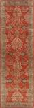 Hand-tufted wool area rug, 'Crimson Spires' - Hand-Tufted 100% Wool Area Rug in Shades of Red (image 2f) thumbail