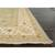 Classic oriental green/ivory wool area rug, 'Hammond' - Classic Oriental Green/Ivory Wool Area Rug (image 2b) thumbail